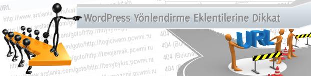 WordPress Yonlendirme Eklentileri