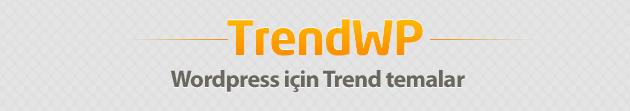Trend WP, TrendWP, WordPress Tema