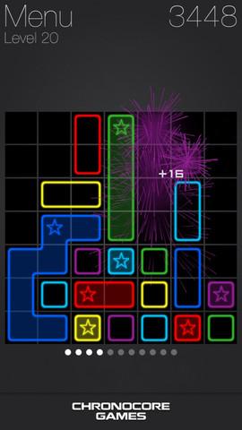 GeoDrop HD iPhone Game