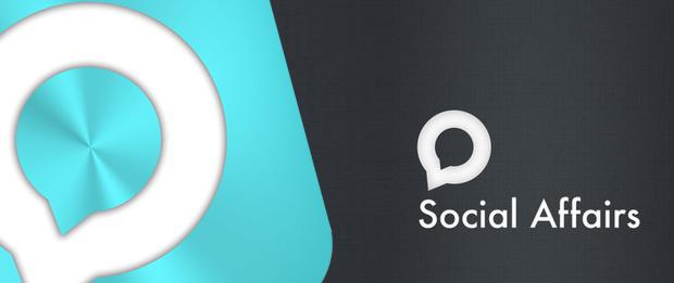 Social Affairs iPhone App