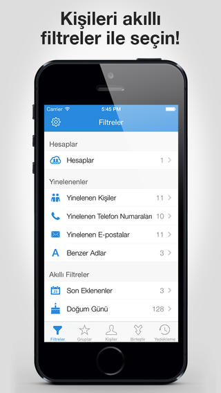 Simpler iPhone App