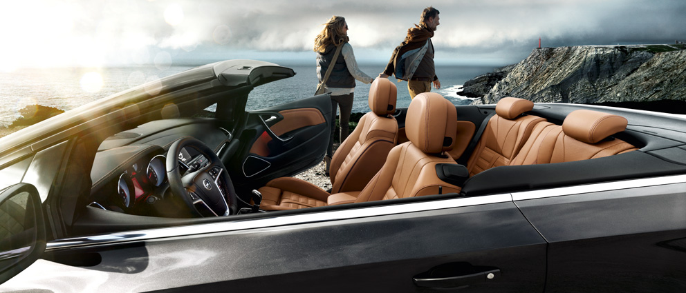 Opel Cascada İç Dizayn